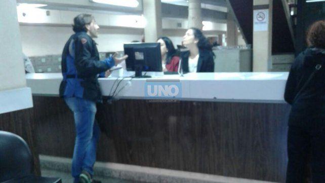 Paraná: Hasta media mañana unas 30 personas justificaron su ausencia para votar