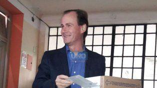 Bordet destacó el clima de tranquilidad con el que se desarrollan las elecciones internas