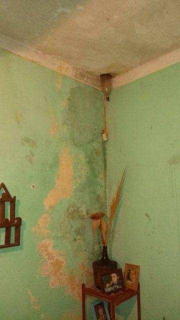 Moteros solidarios ayudarán a arreglar la casa de un niño operado de un pulmón