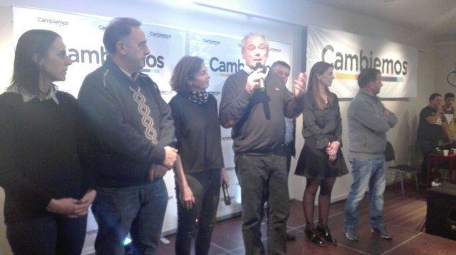 Cambiemos festeja en Paraná el triunfo que obtuvo en Entre Ríos