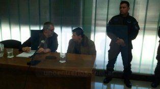 Juzgan a Goró por el homicidio de su compañero de celda en la pajarera