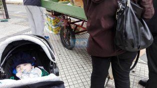 VIDEO: Andar con cochecito de bebé por las calles paranaenses; una verdadera odisea