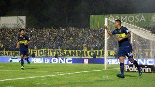 Boca arrancó con todo en la Copa Argentina