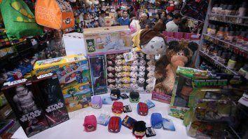Preferencias. Los niños eligen más los juguetes que ven en publicidades televisivas.
