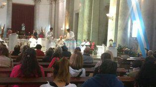 Monseñor Karlic presidió la misa a 40 años de su consagración episcopal