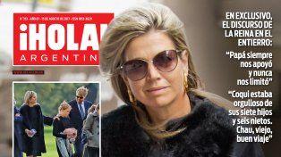 Los títulos de Revista Hola! Argentina