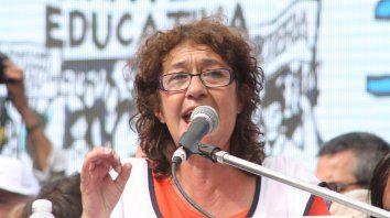 una referente de la lucha docente en argentina llega este miercoles a parana