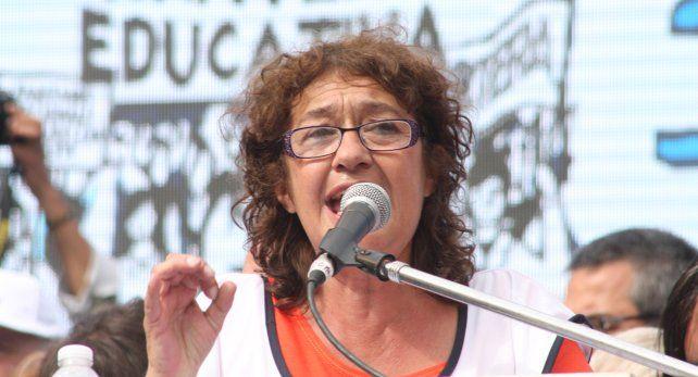 Una referente de la lucha docente en Argentina llega este miércoles a Paraná
