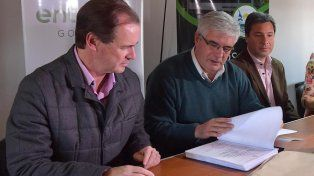 Se abrieron los sobres de la licitación para pavimentar la ruta que une Oro Verde y Tezanos Pinto