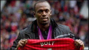 Un club inglés quiere a Usain Bolt en su plantel