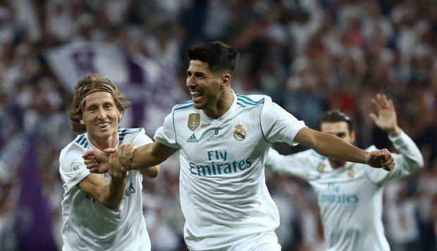 Real Madrid volvió a festejar un título ante Barcelona