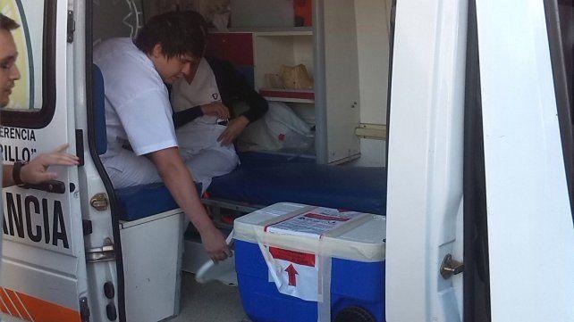 En el país. Entre Ríos es la tercera en índice de donaciones.