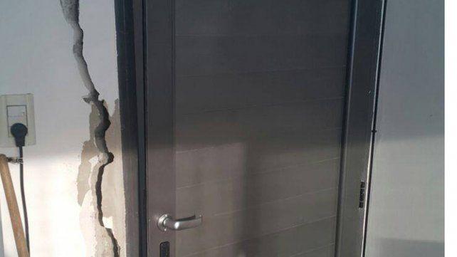 Delito. Los vecinos están preocupados por la seguridad.
