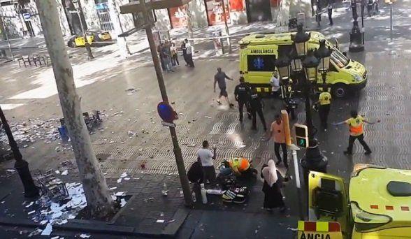 Atentado terrorista en Barcelona: La repercusión en las redes sociales