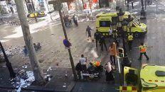 atentado terrorista en barcelona: la repercusion en las redes sociales