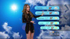 Actualmente trabaja como presentadora en la cadena mexicana Televisa Monterrey