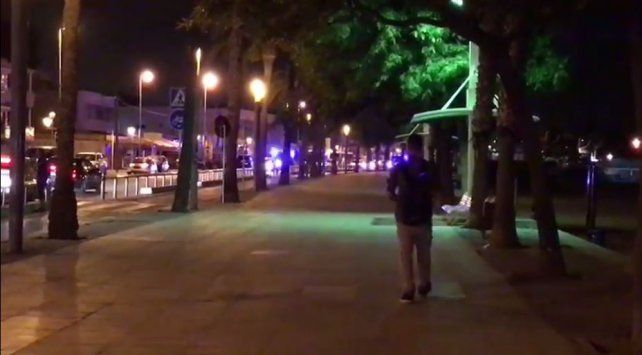 Tiroteo y muerte a 100 km de Barcelona: habrían frustrado otro ataque terrorista