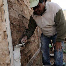 Avances. Los minicréditos tienen como fin la posibilidad de realizar mejoras en las viviendas.