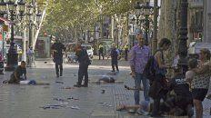 abatieron a cinco presuntos autores del atentado de barcelona
