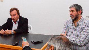Varisco rechazó la renuncia de Escobar