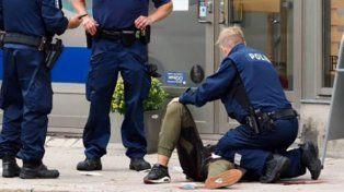 Varios heridos y un arrestado por apuñalamientos en Finlandia