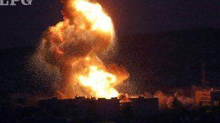 Un ataque de la coalición de EEUU dejó 17 civiles muertos en Siria