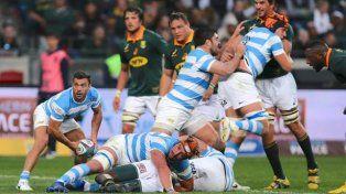 Los Pumas perdieron en el inicio del Rugby Championship