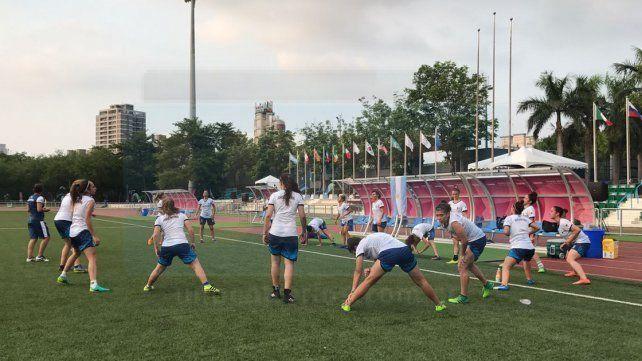 La entrerriana Florencia Senger participa de los Juegos Mundiales Universitarios en China