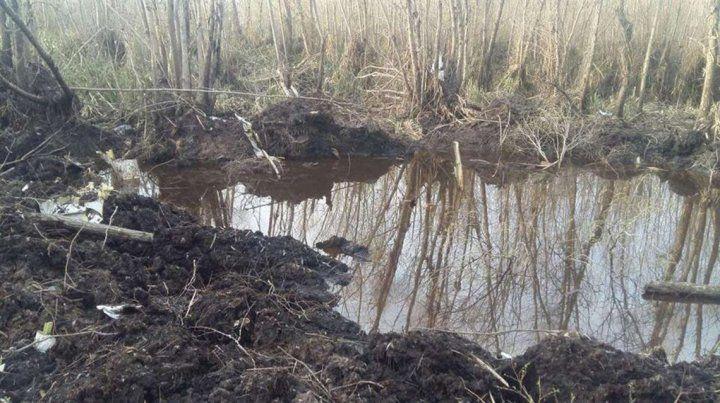 Continúa la búsqueda de los tripulantes de la avioneta encontrada en el Delta