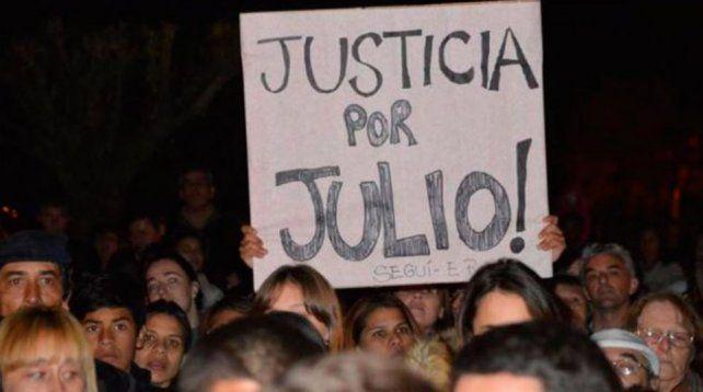 Pintarán un mural en recuerdo de Julio Trossero, asesinado en violento asalto