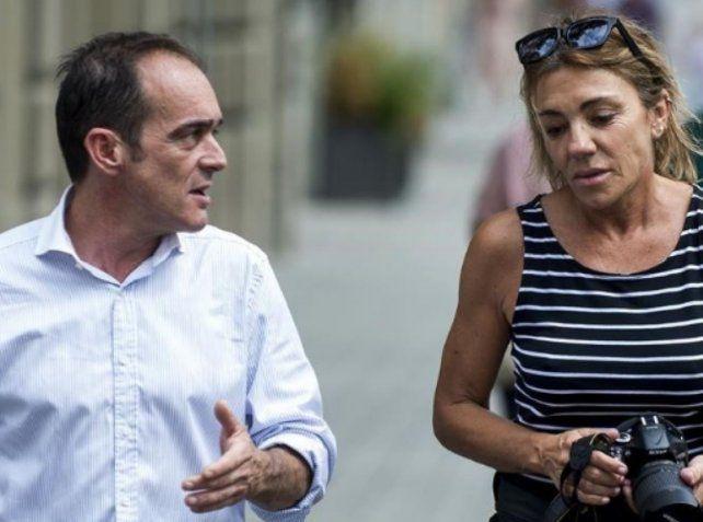 Barcelona: la foto que dio vuelta al mundo es de una argentina
