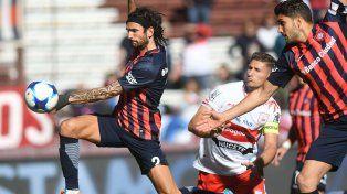 Deportivo Morón le ganó a San Lorenzo sobre el final