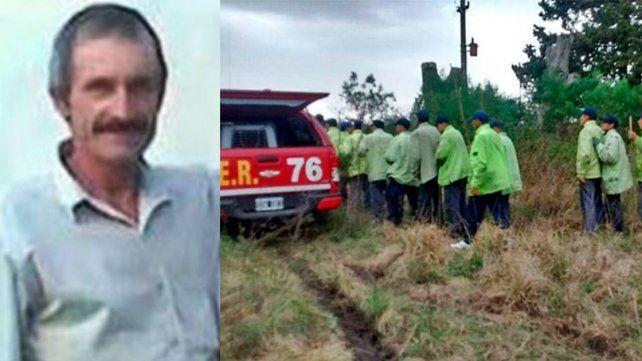 Encontraron sin vida el hombre que buscaban en San Salvador