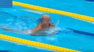 El gesto del nadador español al que le negaron un homenaje a las víctimas del atentado de Barcelona