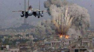 Nuevo ataque de EEUU y la coalición en Siria dejó 18 muertos, entre ellos tres niños