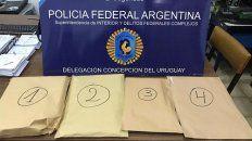 allanaron el escuadron de gendarmeria de concepcion del uruguay