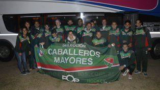 Ayer los equipos partieron desde el predio de La Tortuguita. Mañana tendrán su debut en el certamen nacional.