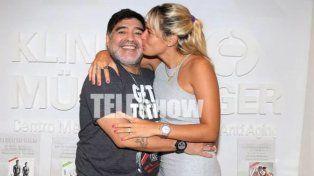 Diego Maradona, ¿nuevamente papá?