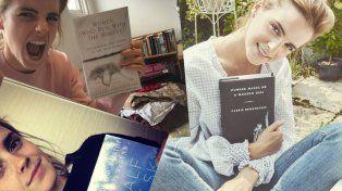 La famosa que utiliza su Instagram para recomendar literatura