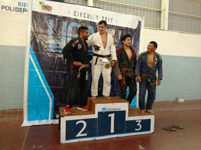 Tripicchio se coronó bicampeón nacional