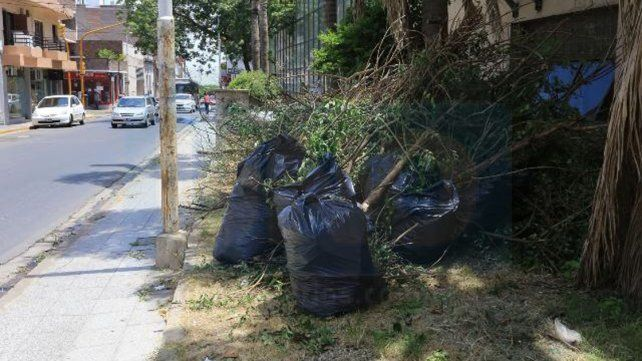 Por retención de servicios, no hubo recolección de residuos en Paraná