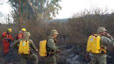 controlan los focos de incendios en cordoba que afectaron a mas de 2.000 hectareas