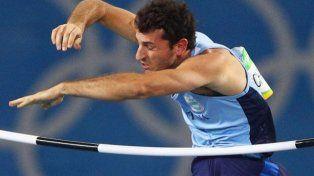 El santafesino Germán Chiaraviglio no pudo alcanzar los 5.63 en Zúrich