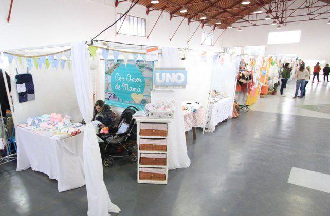 La Sala Mayo es uno de los espacios que utilizan los emprendedores en Paraná. Foto UNO Juan Ignacio Pereira.