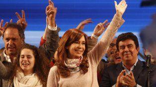 El Gobierno reconoce el triunfo de Cristina