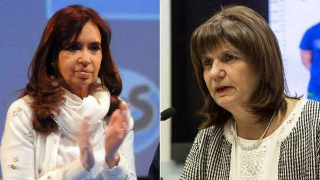 Cristina Kirchner se cruzó con Patricia Bullrich por el caso de Santiago Maldonado