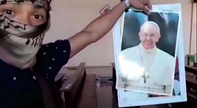 Estado Islámico amenazó al papa Francisco en un video