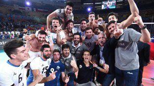 Argentina campeón del mundo Sub 23