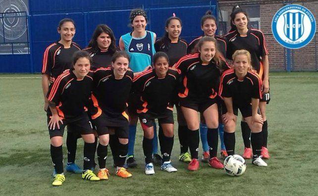 Futbol femenino: la selección de Concordia jugó un amistoso con Boca Jrs