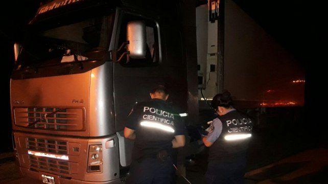 Investigación. La Policía de Misiones cuenta con el aporte del compañero de la víctima. Foto: Policía de Misiones.